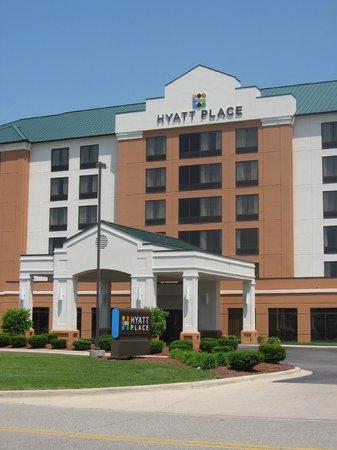 Hyatt Place Orlando/Convention Center : Hyatt Place Entrance
