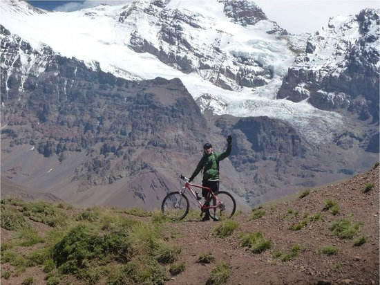 Don Romulo: Spectacular scenery crossing the Andes with Don Rómulo's outfitters.