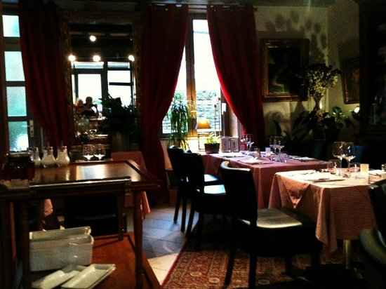 L'Estaminet : salle restaurant 2