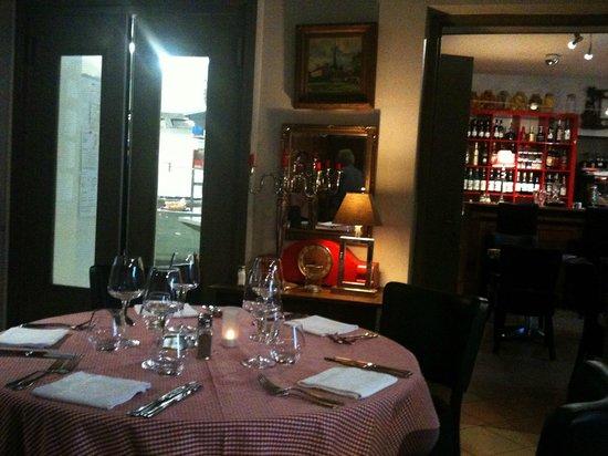 L'Estaminet : salle restaurant 1
