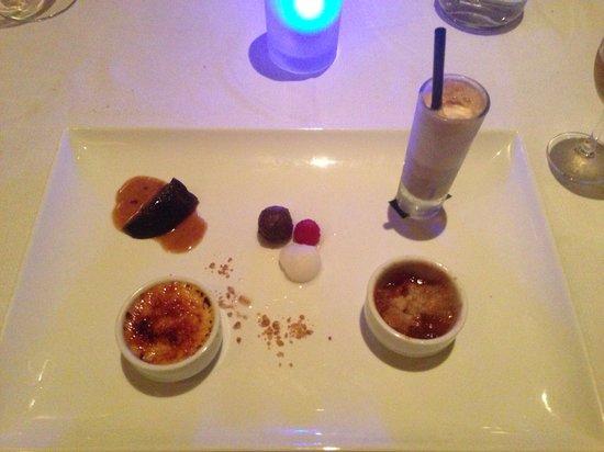 3030 Ocean: Dessert-Chef's tasting menu