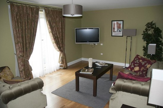 No. 1 Pery Square Hotel & Spa: Townhouse Suite 3