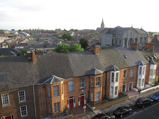 No. 1 Pery Square Hotel & Spa: View from Townhouse Suite 1