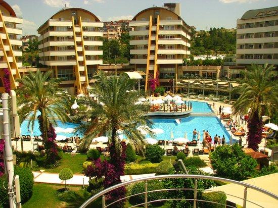 Turkler, Turkey: Hotel i baseny