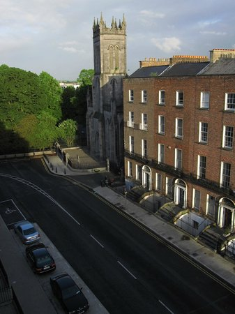 No. 1 Pery Square Hotel & Spa: View from Townhouse Suite 2