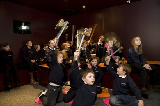 Timespan Museum and Arts Centre: Storytelling at Timespan