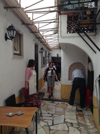 Restaurante Adega do Saraiva: Entrada