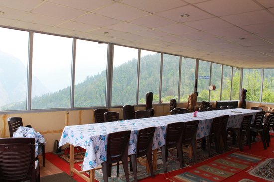 Devi Darshan Lodge: The Dining/Common Lounge