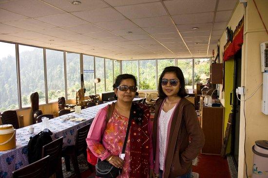 Devi Darshan Lodge : Enjoying every moment