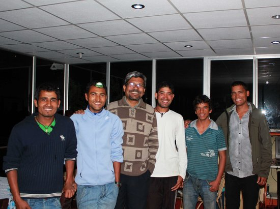 Shepherd's Lodge Devi Darshan: Thanks a ton, boys !!