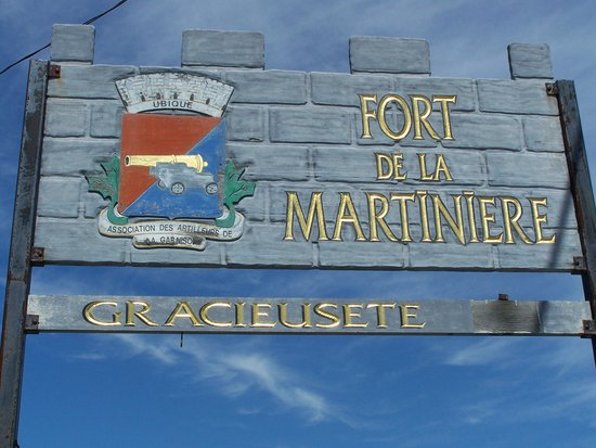 Le  Fort  de  la  Martiniere
