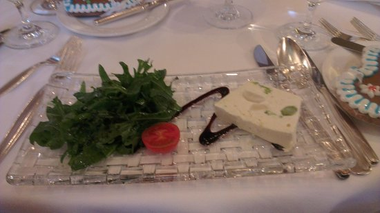 Brauereigasthof Hotel Aying: salad