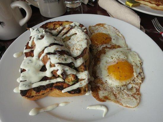 Dad's Diner: Franco Toast