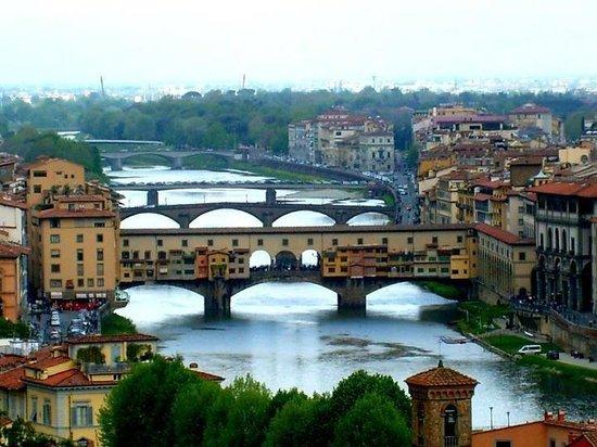 Hotel Il Bargellino: Ponte Vecchio