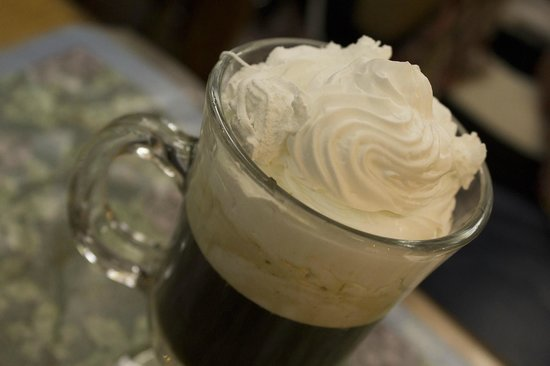 The Grapevine : Irish coffee: Loaded with goodness