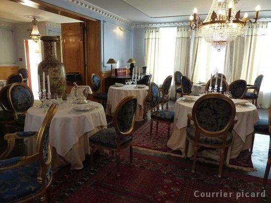 The 1837 Victor Hugo Restaurant : salle de restaurant du 1837 Victor Hugo Restaurant
