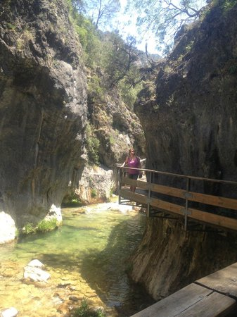 Cazorla, Spain: Ruta del Borosa