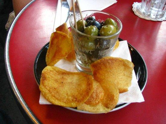 Madeleine : Tasty appetizer