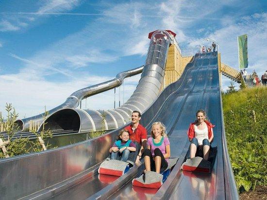 Meckenbeuren, Tyskland: Freizeitpark Ravensburger Spieleland