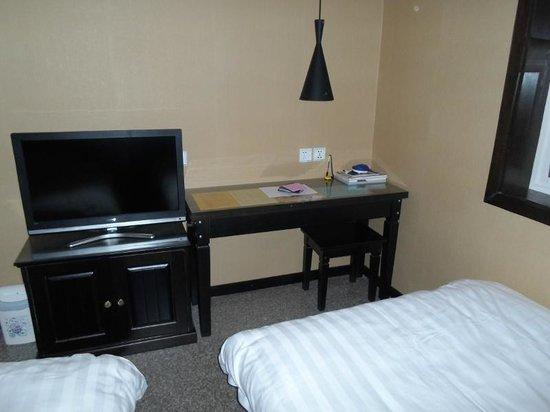 Hantang House: twin room