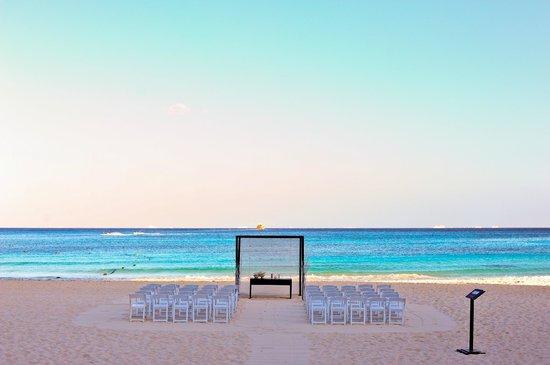 Playacar Palace: wedding