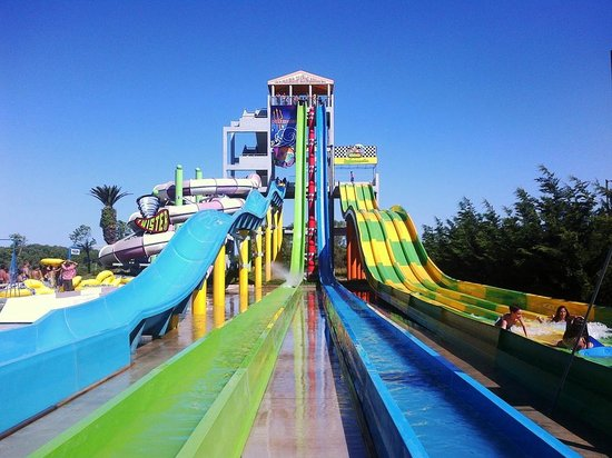 La Pineda, Spain: Aquopolis