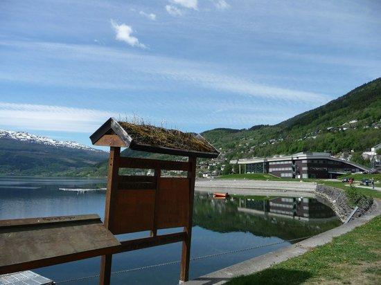 Park Hotel Vossevangen: Veduta panoramica