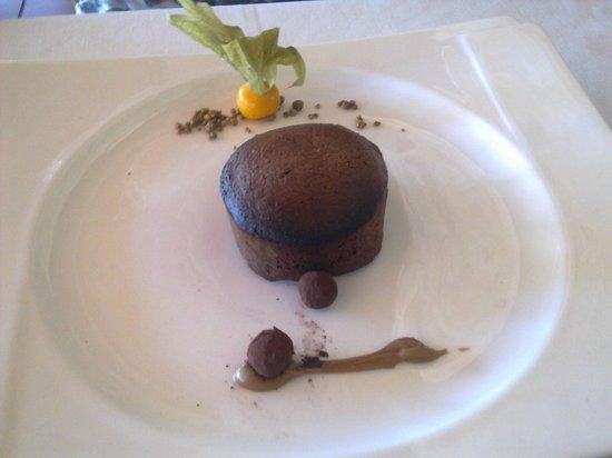 Hotel Restaurante Sierra Quilama: bizcocho viudo