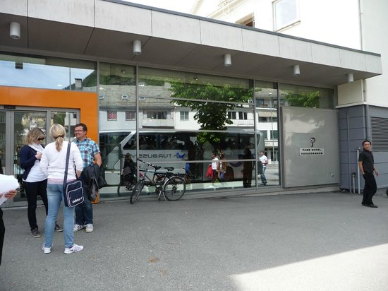 Park Hotel Vossevangen: Accesso