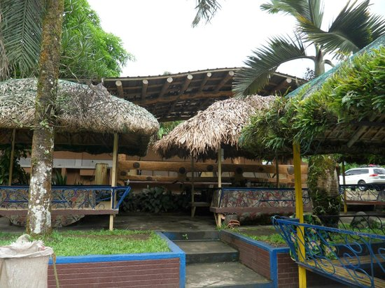 Lucban, Philippinen: The cottage