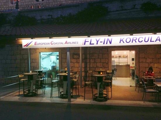 Bistro Fly-In Korcula