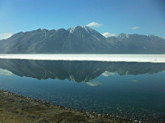 Kluane Bed & Breakfast : Kluane Lake