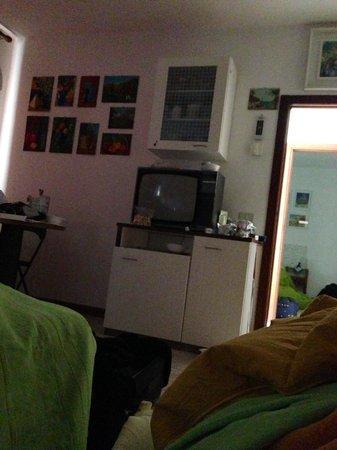 Agriturismo Solidor: Camera da letto