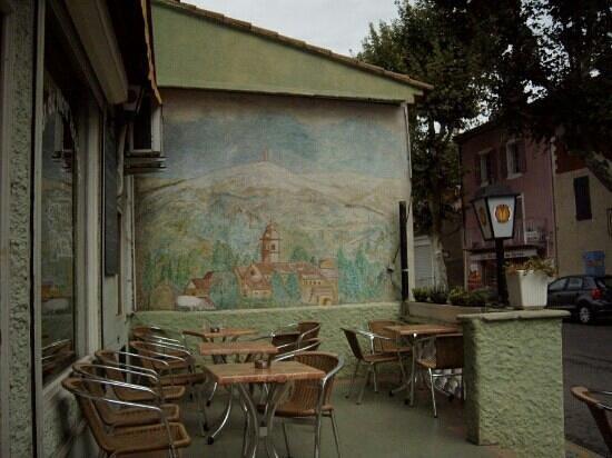 Bar du Mont Ventoux: Mormoiron