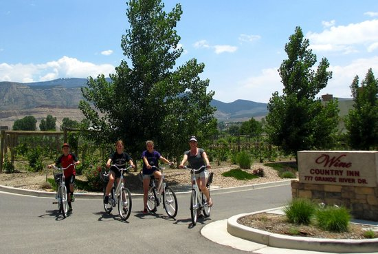Rapid Creek Cycles and Paddleboards: Leaving Wine Country Inn