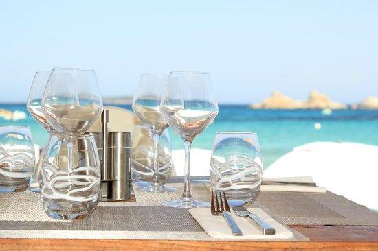 Sea Lounge : restaurant