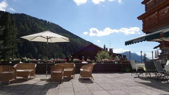 Hotel Dorfer: Sonnenterrasse