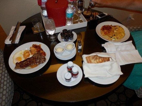 Seminole Hard Rock Hotel Hollywood: Ordentliches Frühstück