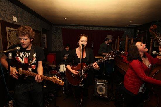Live music leamington