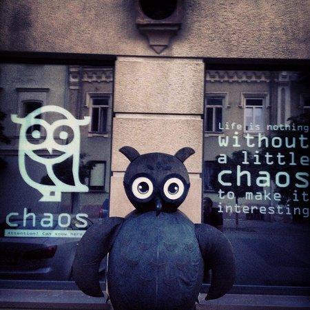 Андерграунд-клуб Chaos