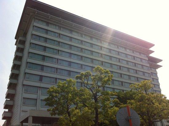 Lake Biwa Marriott Hotel: 外観
