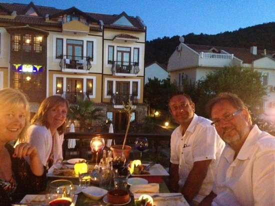 The Olive Tree Restaurant & Bar: We so want to stay here next year