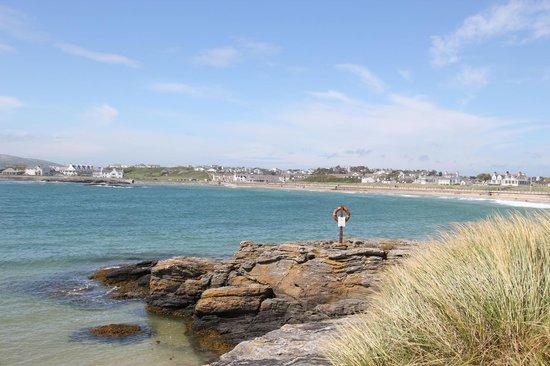 Seacroft : Just around the corner... Treaddur Bay