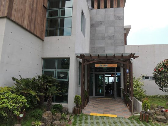 Jejueco Suites: The entrance