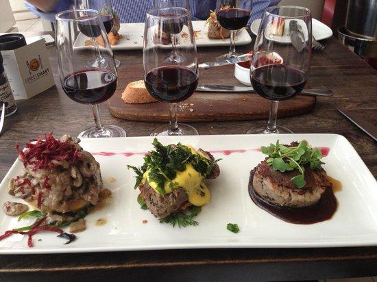 Licorish Bistro: Perfect meat