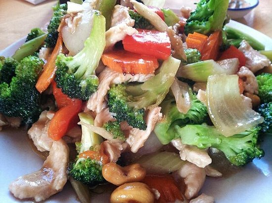 thaidal zone: Stir Fry Chicken with Cashew Nut ^_^