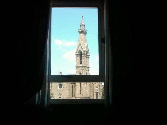 Plaza Lucchesi Hotel : View from my room!