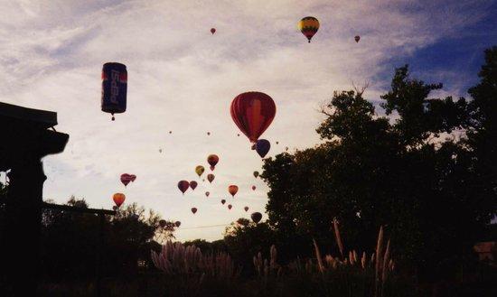 Corrales, NM: Albuquerque Balloon Fiesta First Week of October