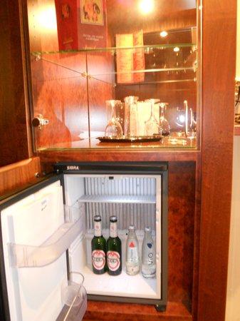 Derag Livinghotel Berlin Mitte : Free Minibar
