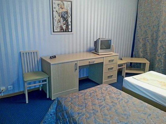 Hotel Voyage Park : Working zone